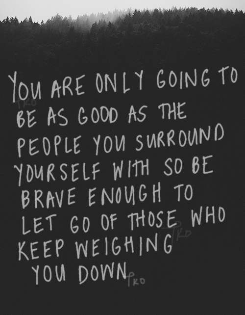 Be Brave Enough (Quote)
